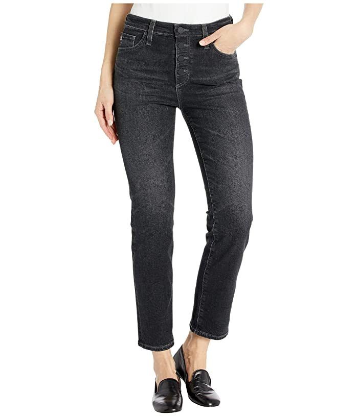 Isabelle Button Up Straight Crop Jean - 5 Years Reserve