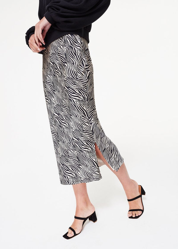 Jessica Skirt in Zebra