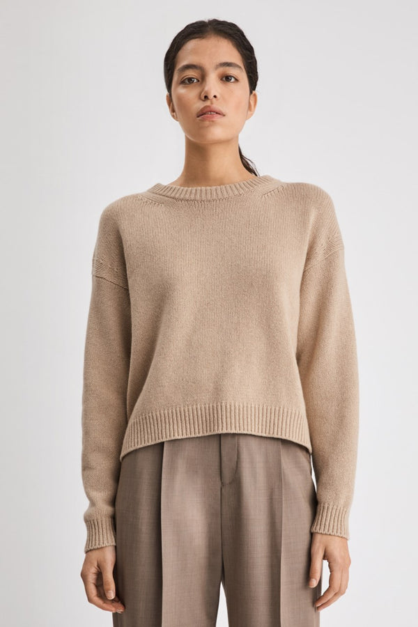 Maya Sweater in Beige