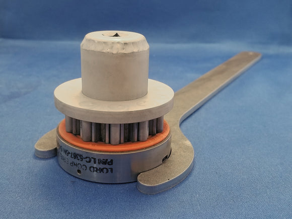 Alternator Drive Coupling Torque Test Tool