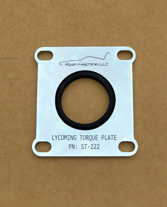 Lycoming Torque Plates