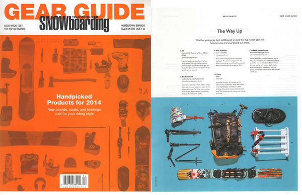 2014 Transworld Buyers Guide