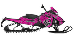 Ski-doo XM full Sled wrap