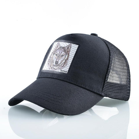 Casquette Loup <br /> Animaux