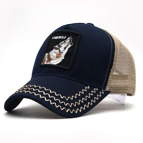 Casquette Loup <br /> Hurlant