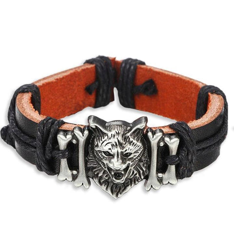 Bracelet Loup Twilight