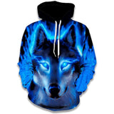 Sweat Loup 3D