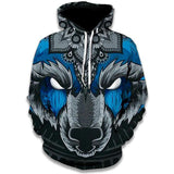 Sweat Loup Viking