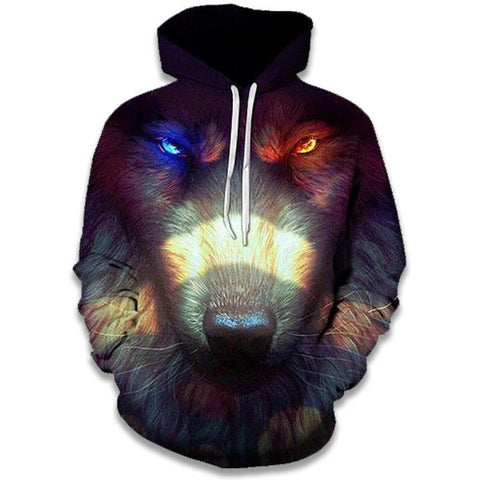 Sweat Loup Youtubeur