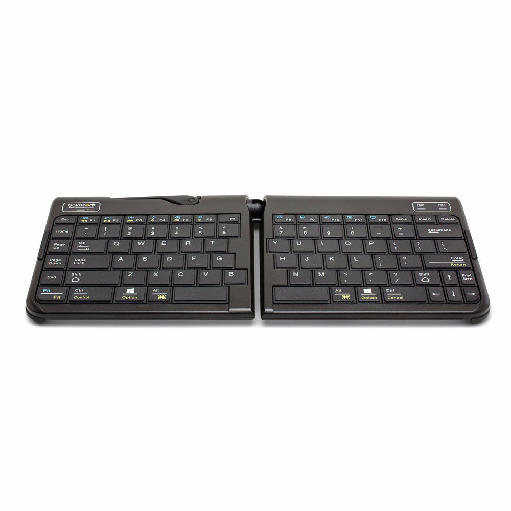 Goldtouch Go!2 Bluetooth Wireless Mobile Keyboard | PC and Mac