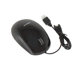 Goldtouch USB Ambidextrous Mouse | Black