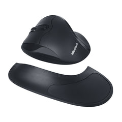 Black Newtral 3 Mouse | Wireless | Left-Handed | Medium