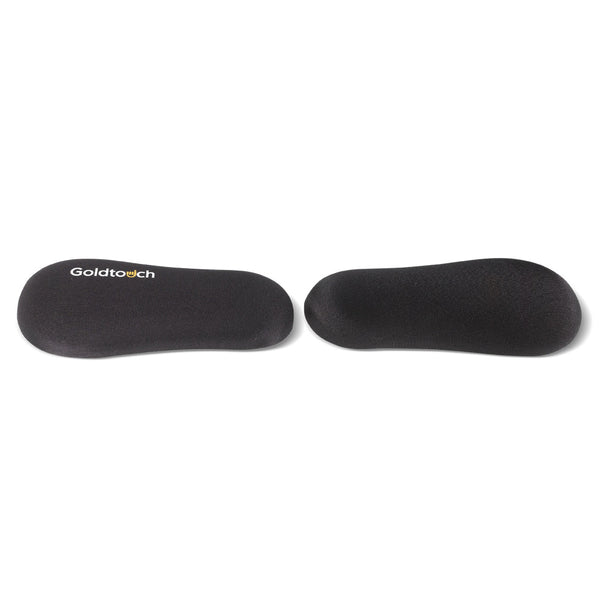 Goldtouch Gel Wrist Rests | Black