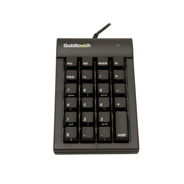 Goldtouch MAC USB Numeric Keypad | Black