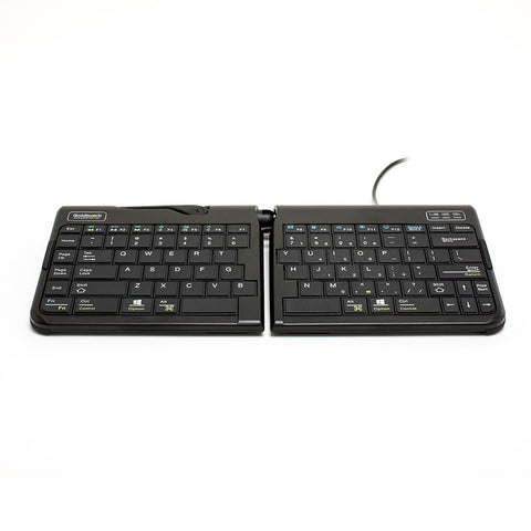 mobile ergonomic keyboard for PC or Mac