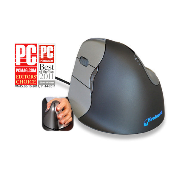 Evoluent VerticalMouse 4 Left-Handed