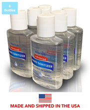 Load image into Gallery viewer, Disinfecting Hand Sanitizer 2 fl oz (6 Count)