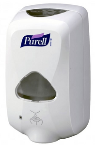 PURELL® Hand Sanitizer Dispenser TFX w/ 2 Refills