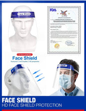 Load image into Gallery viewer, Face Shields (100 Shields) - DMB Supply