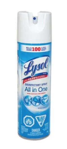 Lysol® Disinfectant Spray 19 oz (2 Cans) - DMB Supply