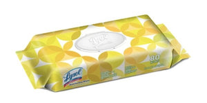 Lysol Disinfecting Wipes Flat Pack (80 Ct.) - DMB Supply