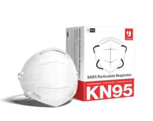 Yuzhi Lab KN95 Particulate Respirator (10 Masks) - DMB Supply