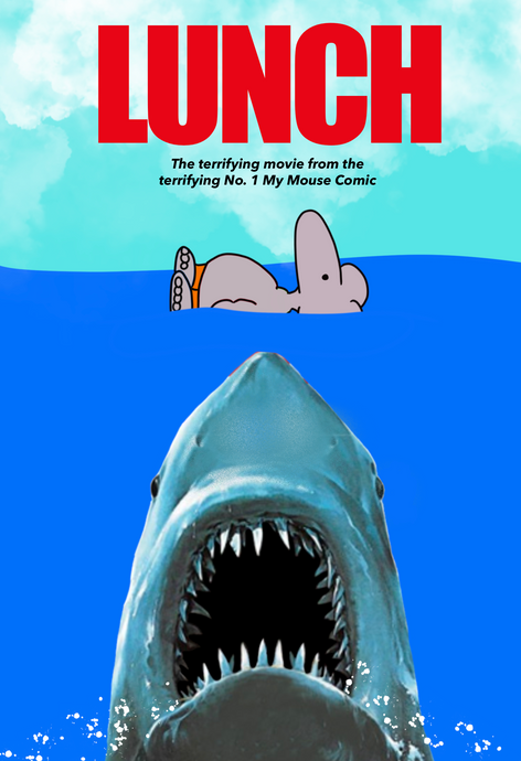 """LUNCH"" Movie Poster"