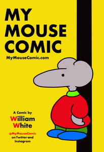 """Kill Mouse"" Movie Poster"