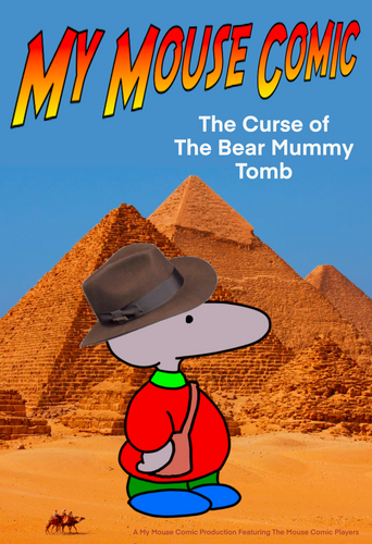 The Curse Of The Bear Mummy Tomb Poster