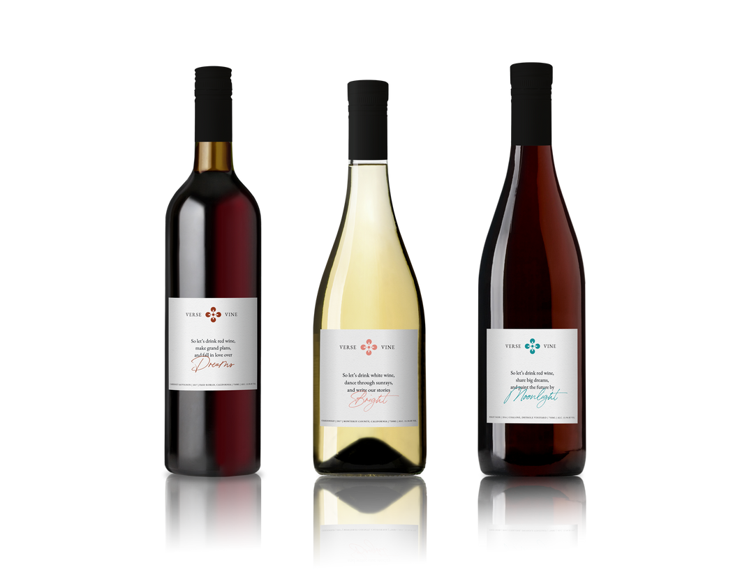Verse + Vine Collection Wines