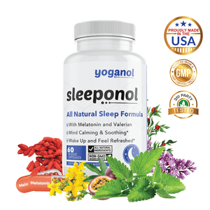 Sleep Support Natural Formula