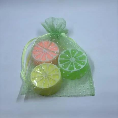 Bragg Family Soaps Citrus Bag - 3 Pack