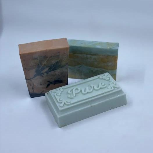 Bragg Family Soaps Masculine Collection - 3 Pack