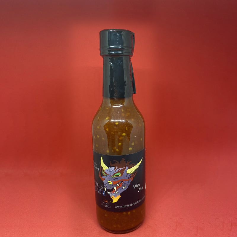 Devil's Breath Wiri Wiri Hot Sauce