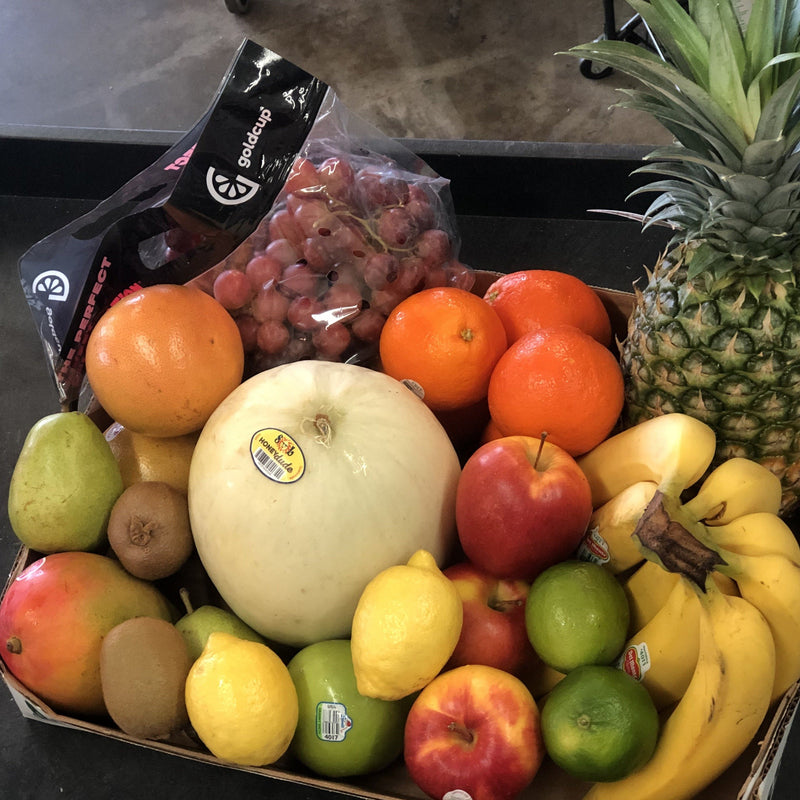 Young's Fruit Box - Items May Vary