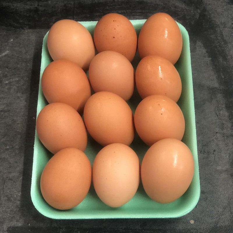 Young's Cage Free, Organic Brown Eggs