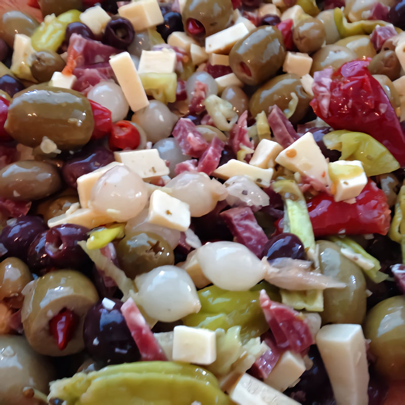 Chef Lippe's Family Recipe Antipasto