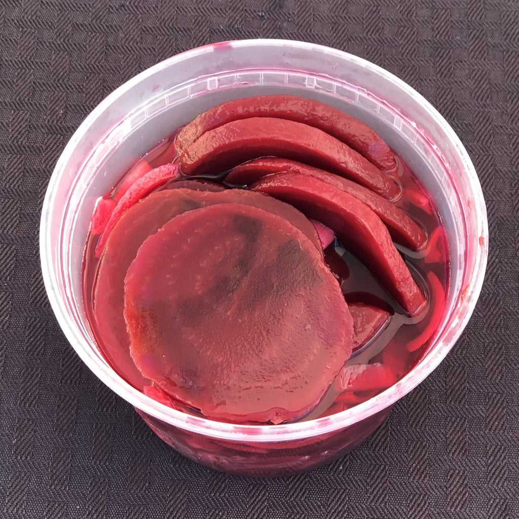 Dr. Pickle Red Beets