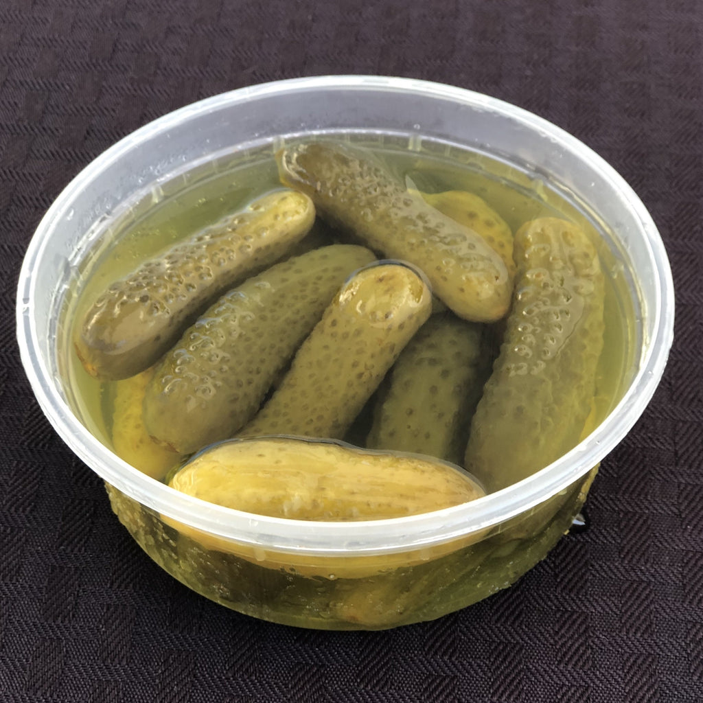 Dr. Pickle Gherkins