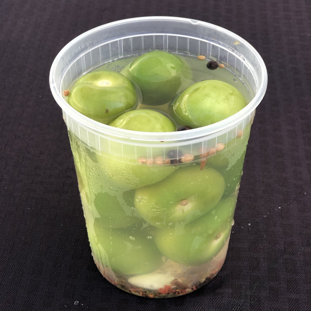 Dr. Pickle Pickled Green Tomatoes