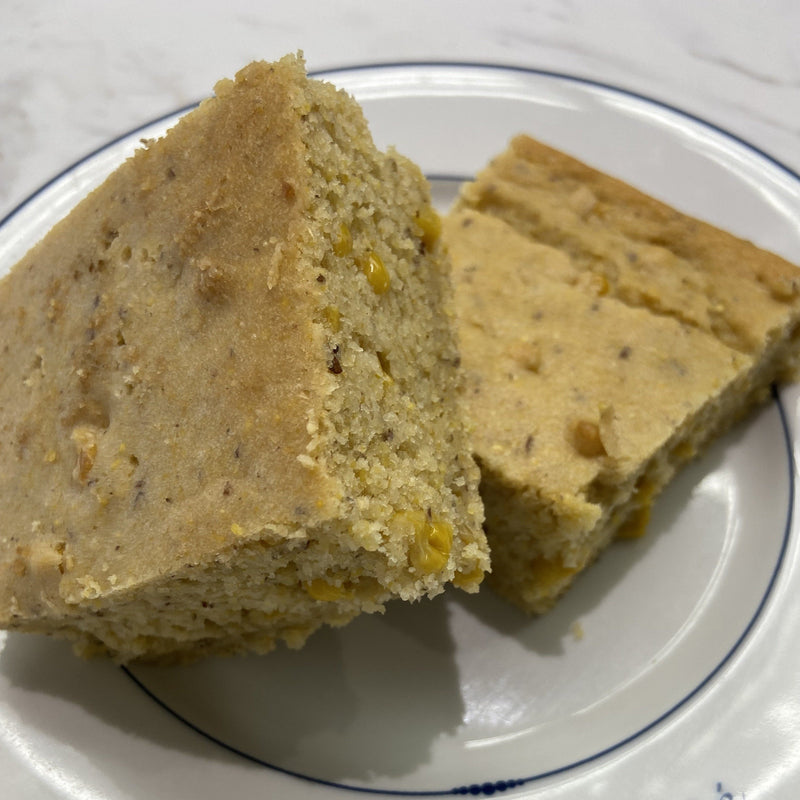 Sealantro Vegan Corn Bread