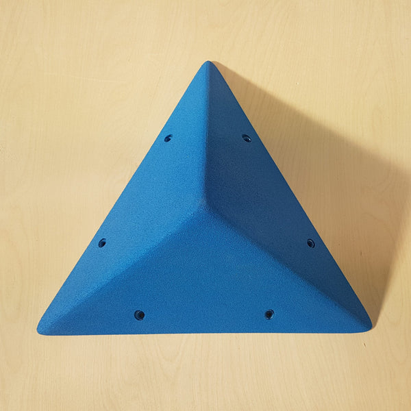 Triangle Pyramid Volume - Blue