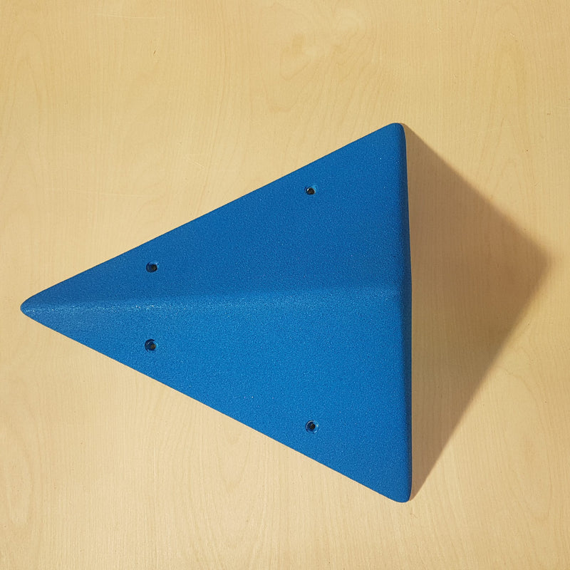 Offset Triangle Volume - Blue