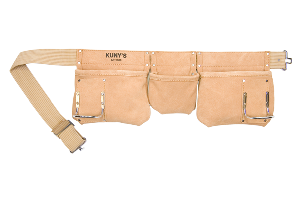 Leather Route Setting Tool Belt