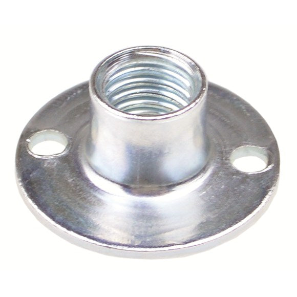 M10 Round Back Tee - Nut for Climbing Holds - 2 screw
