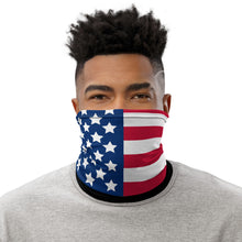 Load image into Gallery viewer, US Flag Face Wrap