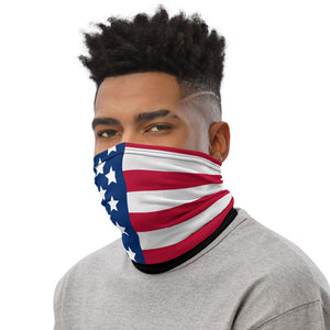 US Flag Face Wrap