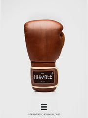 Boxing Gloves 1974 Reversso - StayHumbleorNot