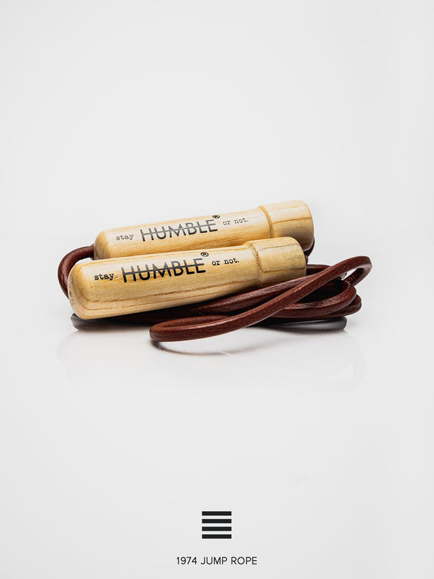 Boxing Jump rope 1974 - StayHumbleorNot