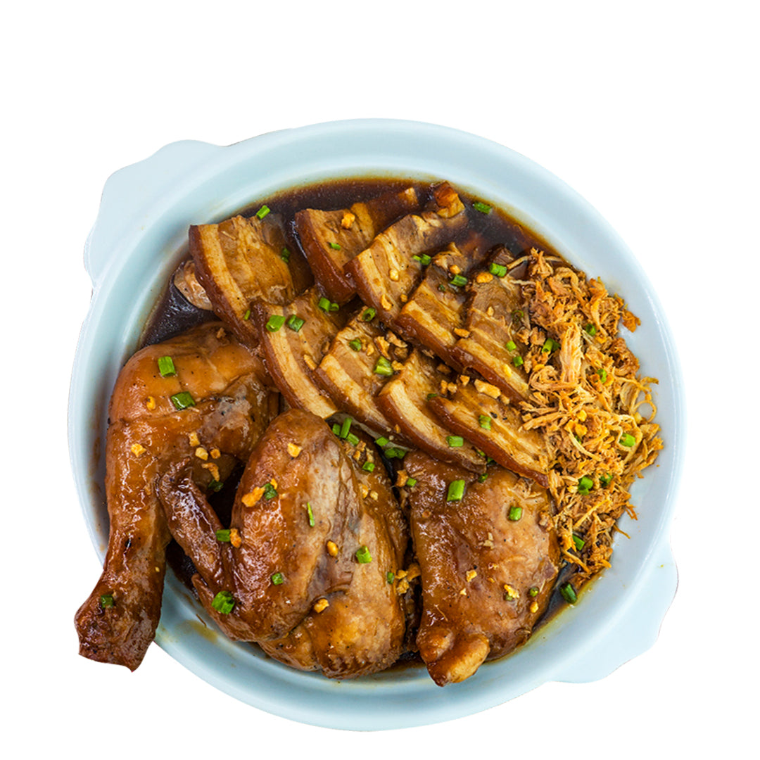 Soy Vinegar Chicken and Pork Pack